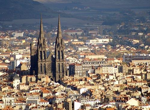 Ville D Auvergne Photo