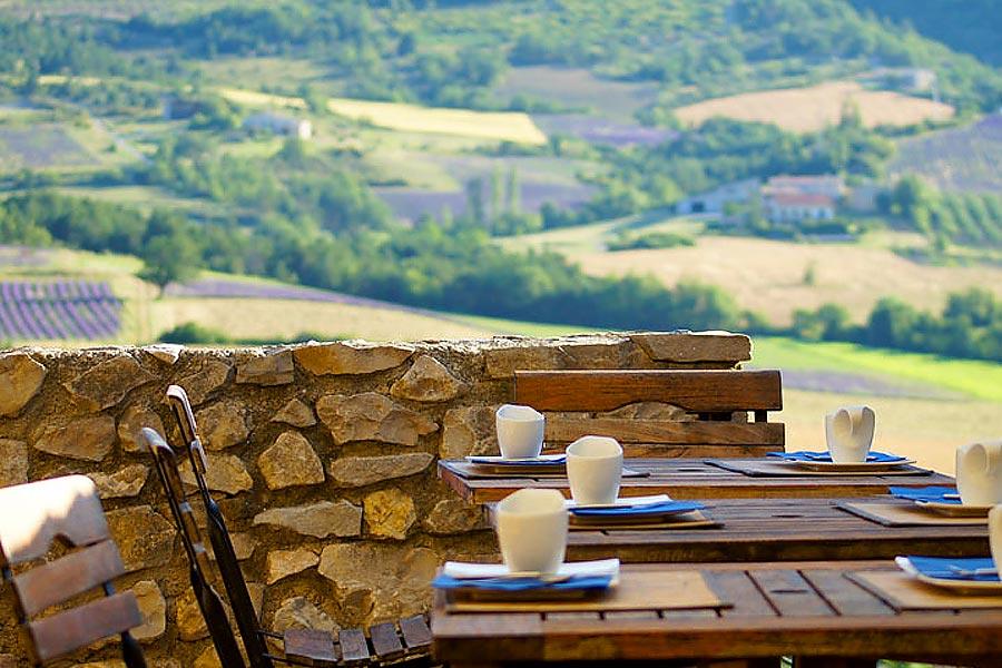 Hôtel-Restaurant Saint-Auban-sur-Ouvèze
