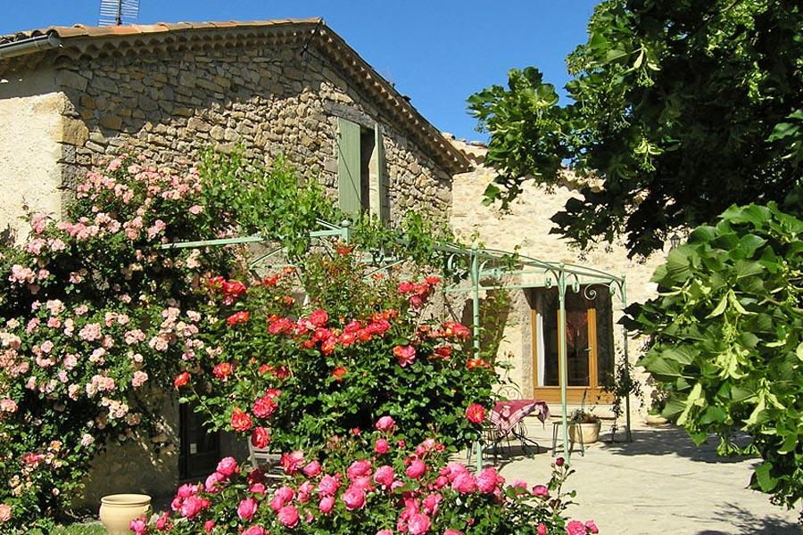 Chambres et table d'hôtes Saint-Auban-sur-Ouvèze