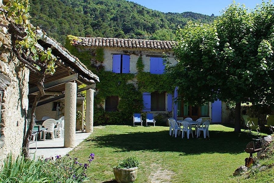 Gite Drôme Provençale