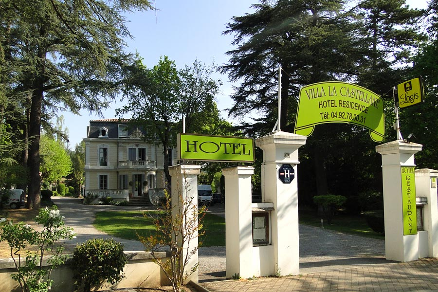 Hôtel-Restaurant, locations