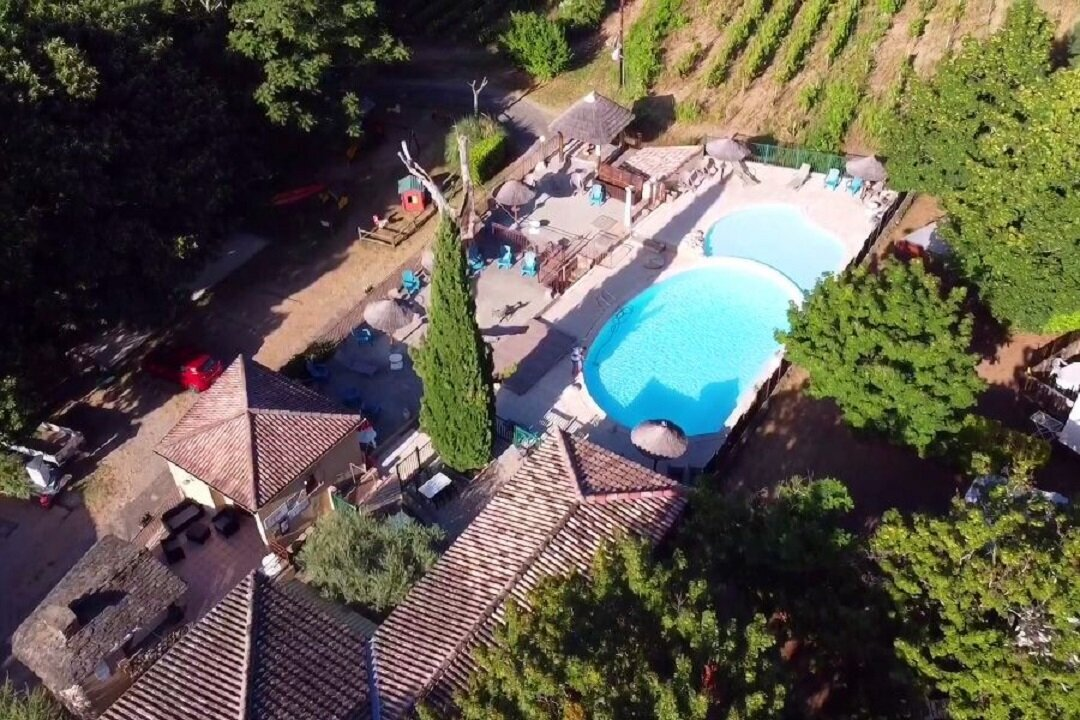 Camping et locations Ribes