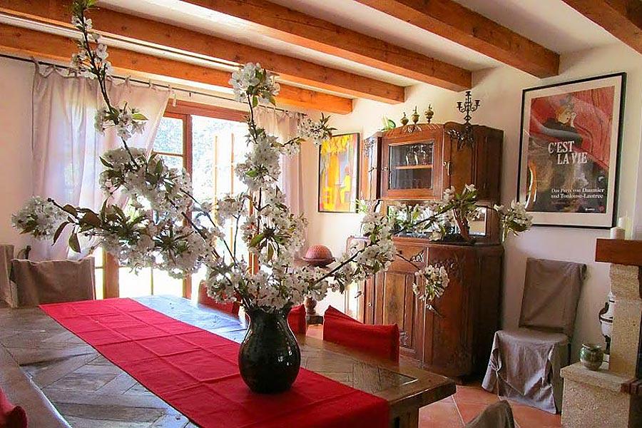 Chambres et table d'hôtes, gites Drôme Provençale