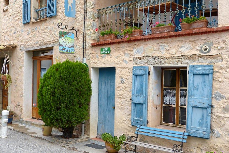 Gîte d'étape Haute Provence (Durance, Lure, Jabron)