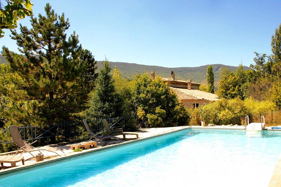 Maison d'hôtes de charme, table d'hôtes Haute Provence (Durance, Lure, Jabron)
