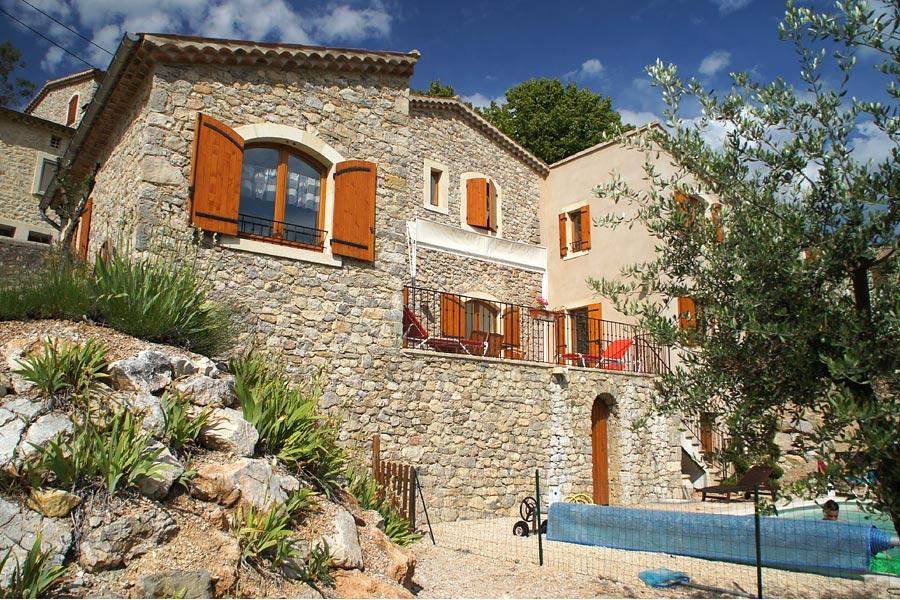 Location de vacances Drôme Provençale