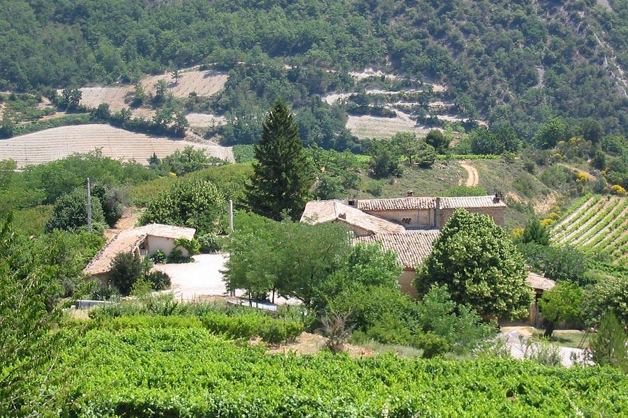 Gîtes Drôme Provençale