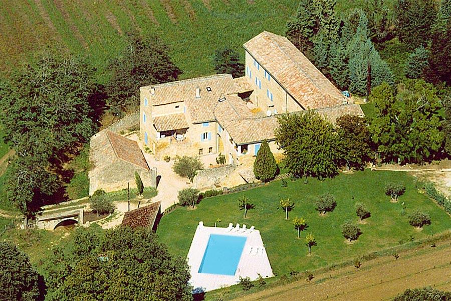Locations de vacances et chambres d'hôtes Saint-Paulet-de-Caisson