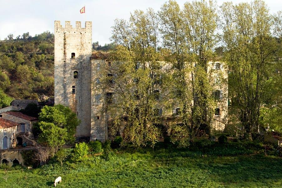 Chambres au château Esparron de Verdon