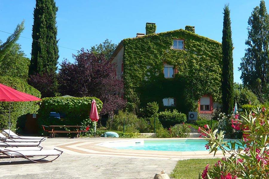 Chambres d'hôtes Mirabel-aux-Baronnies