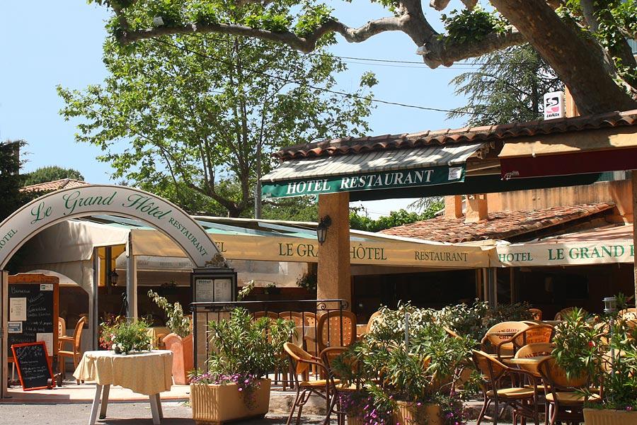 Hôtel-Restaurant Aups
