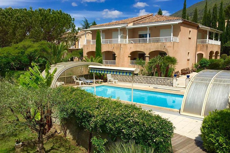 Location d'appartements Drôme Provençale