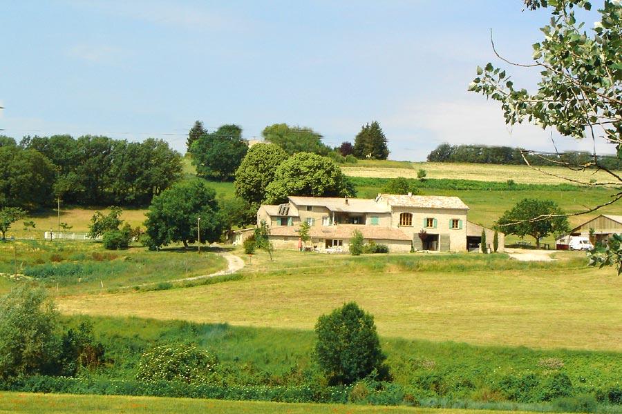 Gîtes Haute Provence (Durance, Lure, Jabron)