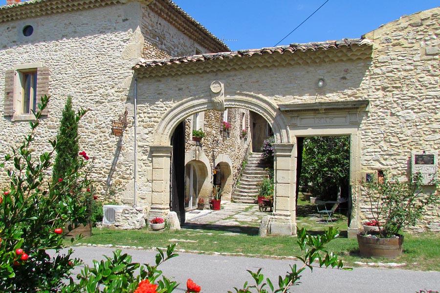 Maison d'hôtes de charme Montbrison-sur-Lez