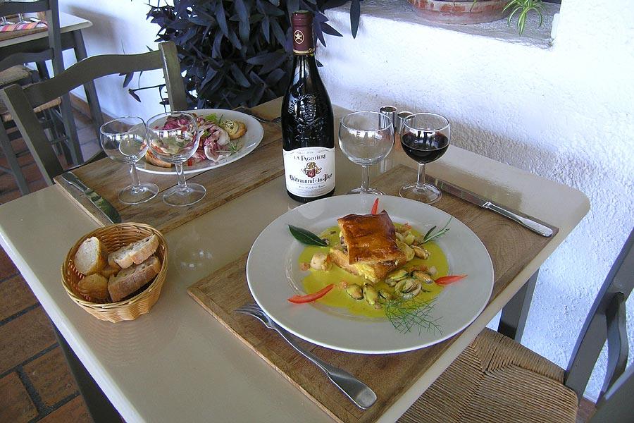 Hôtel-Restaurant Venasque
