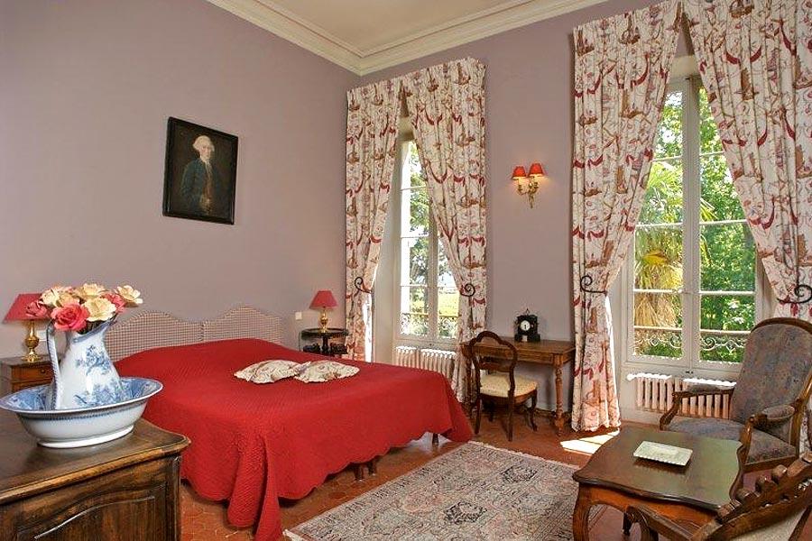 Chambres d'hôtes au Château Saint-Hippolyte-le-Graveyron