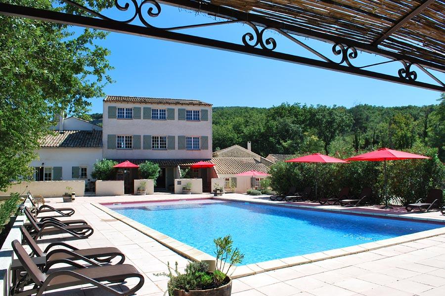Chambres et table d'hôtes Chantemerle lès Grignan