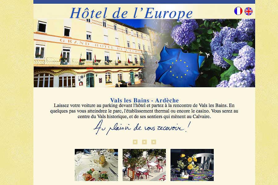 Hôtel Vals les Bains