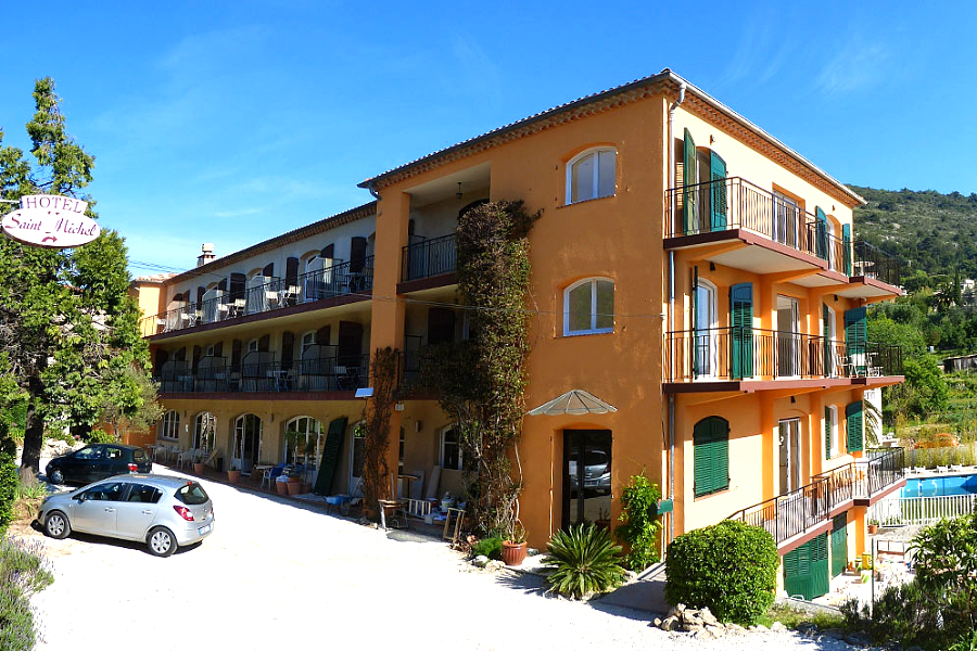 Hôtel - Appartements Côte d'Azur