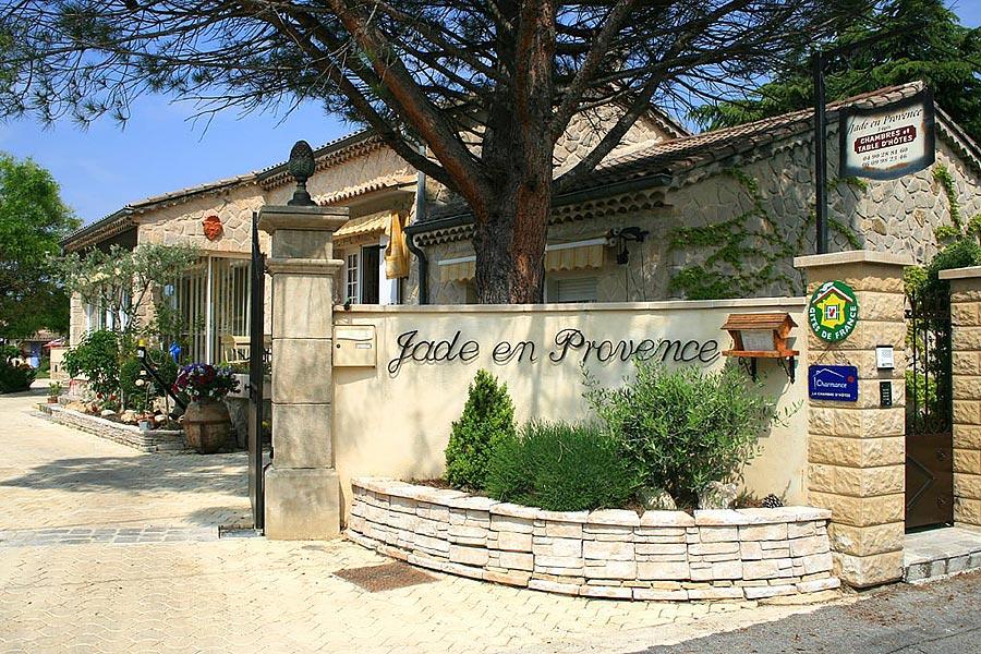 Chambres d'hôtes de charme Voconces (Vaison-la-Romaine)