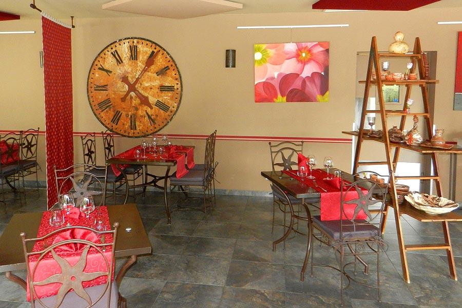 Gîtes - Restaurant La Garde Adhémar
