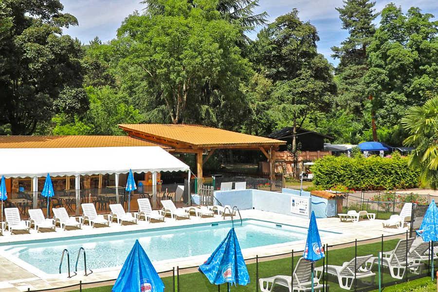 Camping, bungalows, mobil-homes Tournon-sur-Rhône