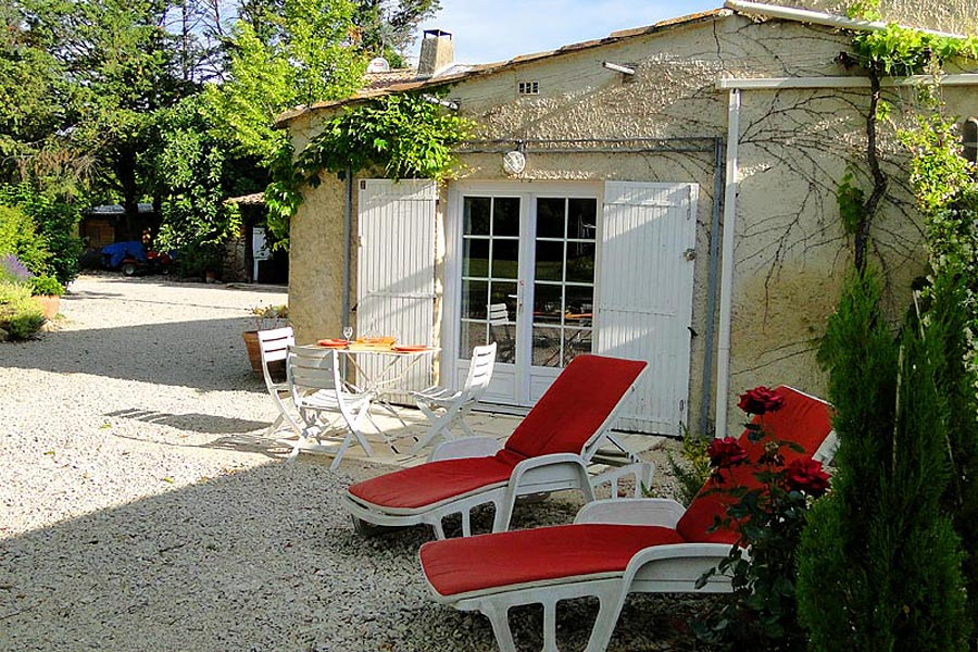 Studio Pays d'Avignon, d'Orange, Carpentras