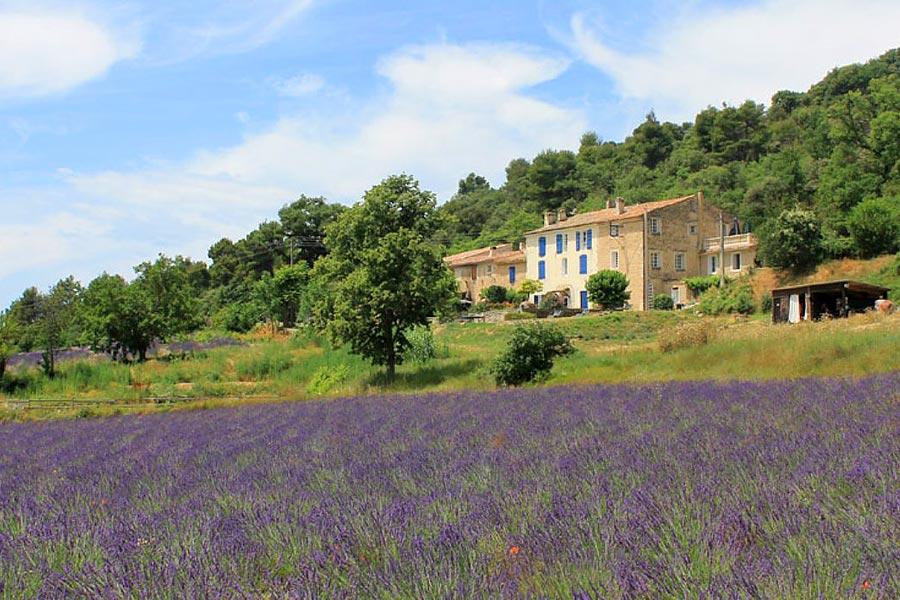 Chambres et table d'hôtes, gîtes Allemagne en Provence