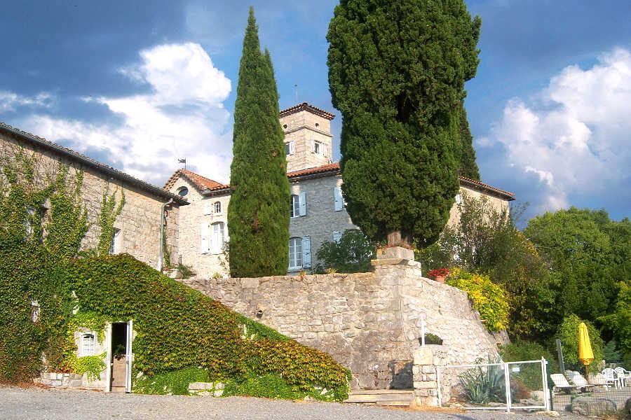 Chambres d'hôtes de charme Saint-Alban-Auriolles
