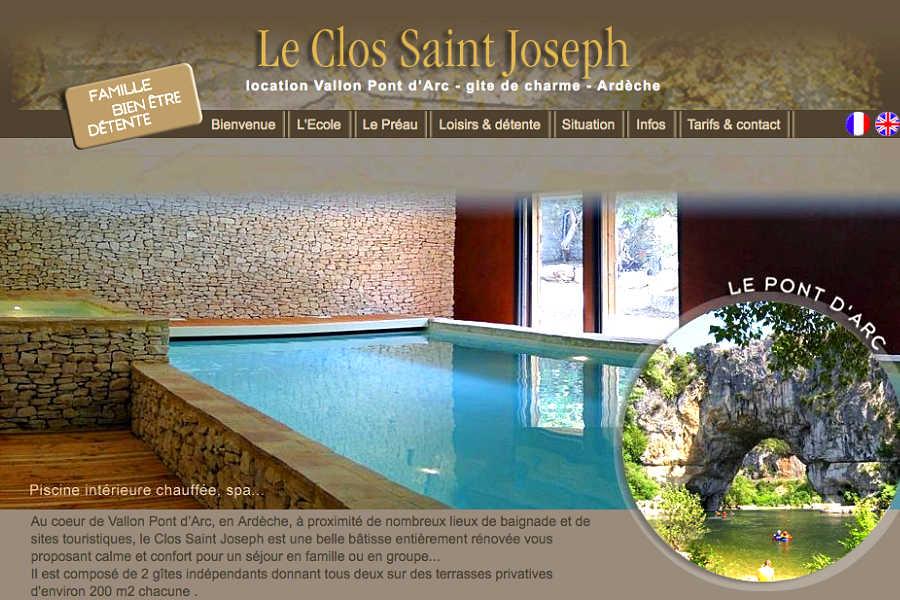 Location de vacances Ardèche Méridionale