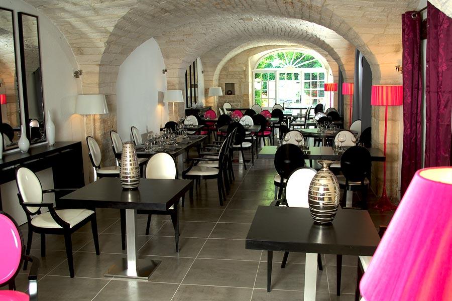 Restaurant gastronomique Barjac