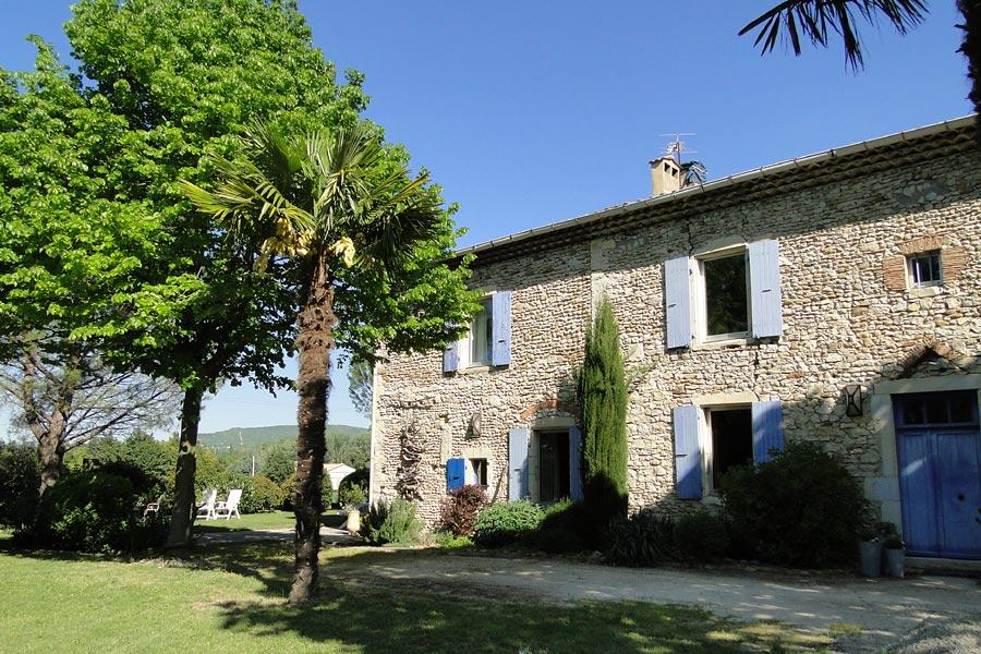 Chambres d'hôtes de charme Drôme Provençale