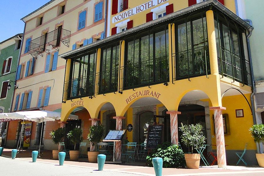 Hotel-Restaurant Castellane
