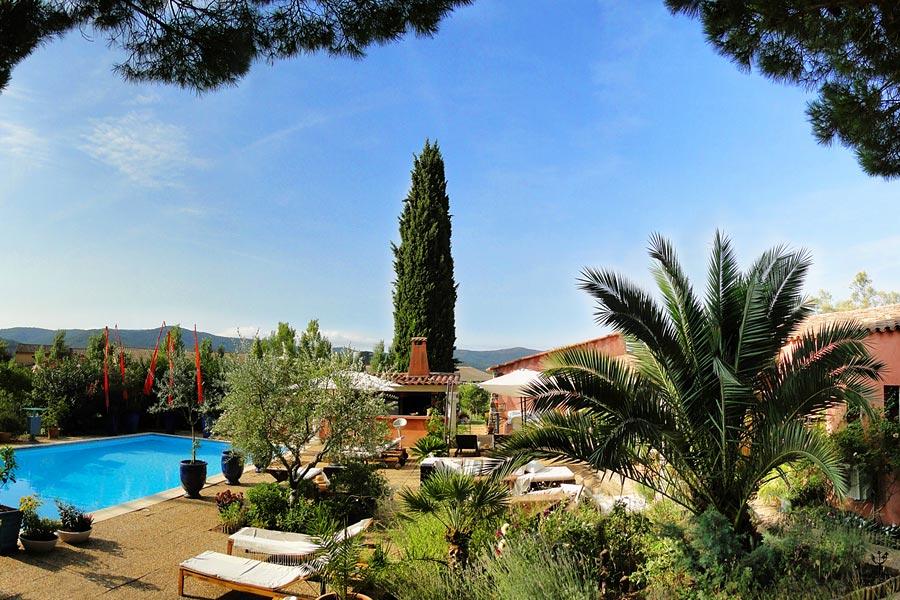 Gite de charme Côte d'Azur