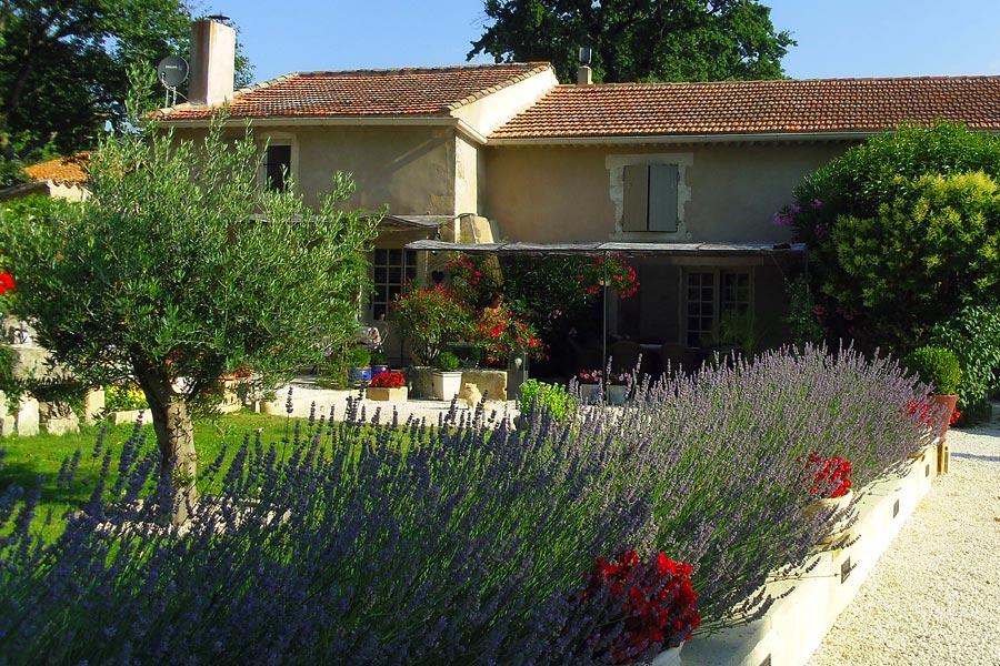 Chambres d'hôtes Pays d'Avignon, d'Orange, Carpentras