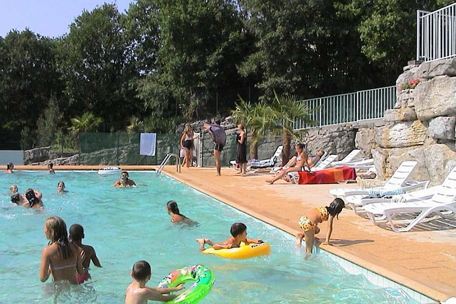 Camping familial Ard�che M�ridionale