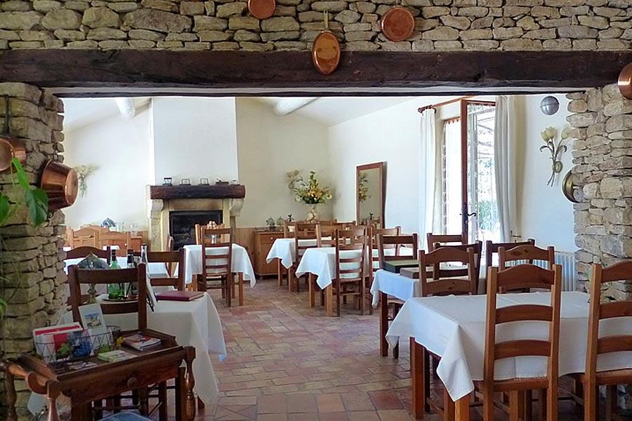 Chambres de charme - Restaurant