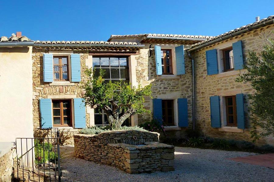 Location de charme Drôme Provençale