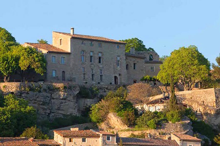 Ch teau la roque charming bed and breakfasts la roque for Chateau la roque