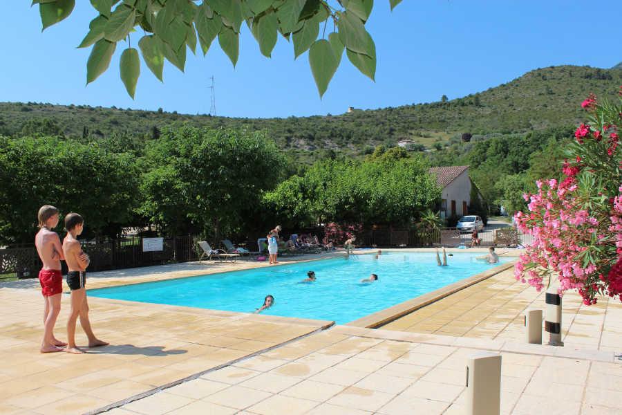 Camping, chalets, mobil-homes Ardèche méridionale