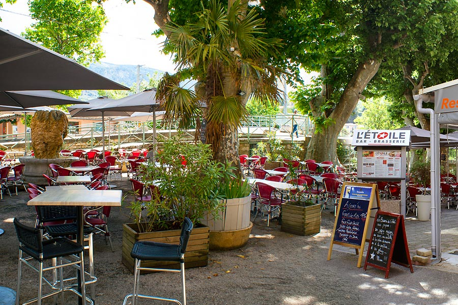 Bar - Brasserie Drôme Provençale