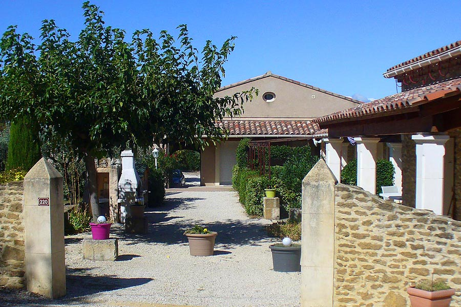 Chambres d'hôtes Drôme Provençale