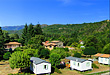 Camping, locations chalets-mobil homes Fabras