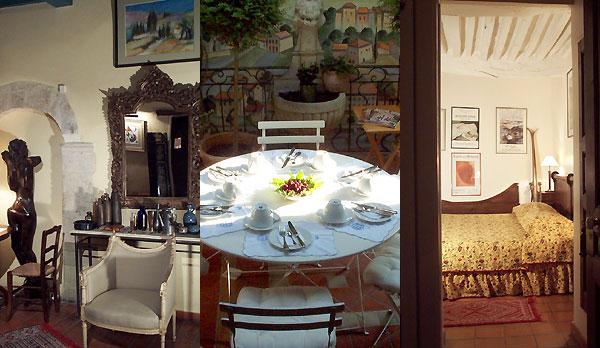 L 39 ev ch chambres d 39 h tes de charme vaison la romaine - Chambre d hote de charme vaison la romaine ...