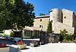 Chambres de charme - Restaurant La Roque sur Pernes Pays d'Avignon, d'Orange, Carpentras