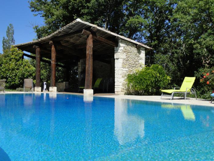 Location de charme drome provencale chambres d 39 hotes - Chambre d hote de charme drome provencale ...