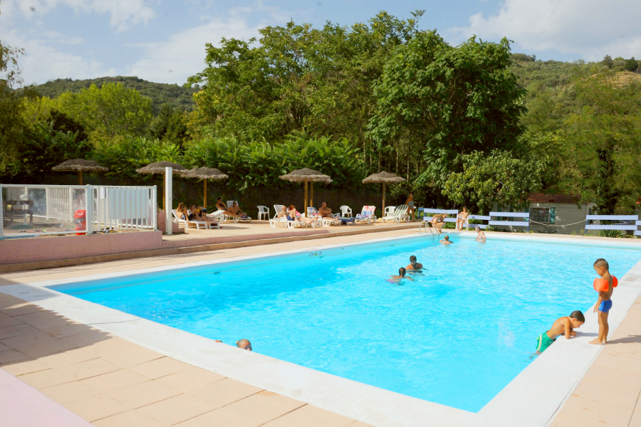 Camping, mobil-homes, bungalows Ard�che Verte