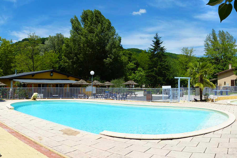 Camping, chalets et mobil homes Ard�che Verte