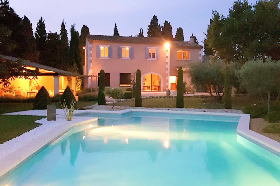 Chambres D Hotes Avec Piscine En Provence